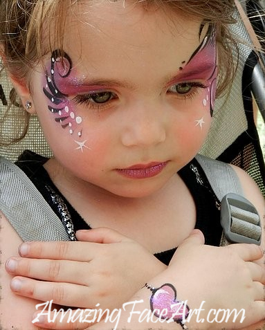 face painting for kids CT