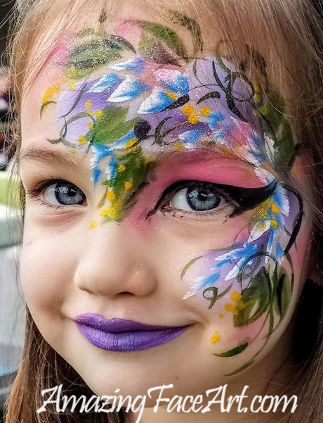face painting in connecticut